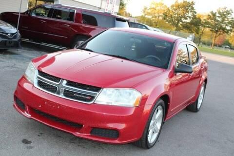 2013 Dodge Avenger for sale at Road Runner Auto Sales WAYNE in Wayne MI