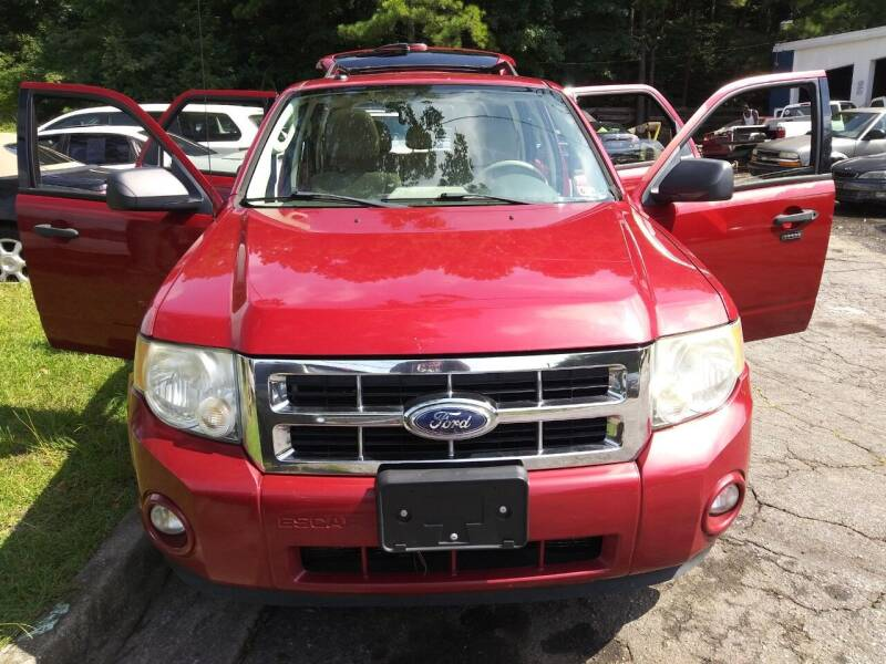 2010 Ford Escape for sale at Moreland Motorsports in Conley GA