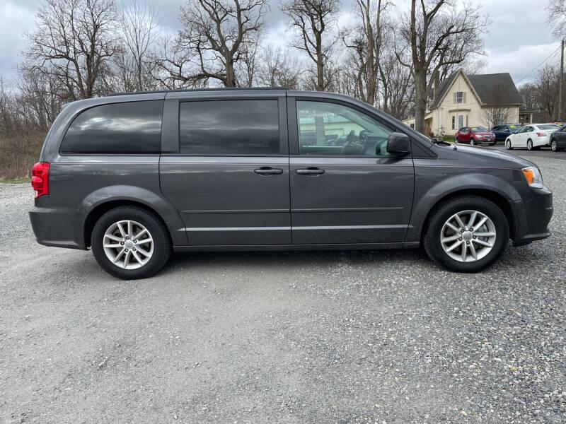 2016 Dodge Grand Caravan for sale at Westview Motors in Hillsboro OH