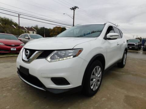 2016 Nissan Rogue for sale at AMD AUTO in San Antonio TX