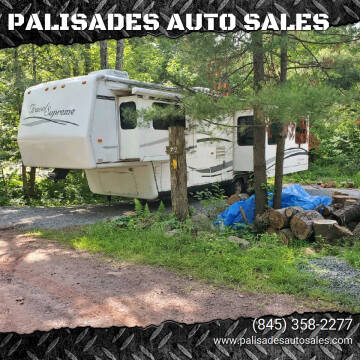 2002 TRAVEL SUPREME 36 for sale at PALISADES AUTO SALES in Nyack NY