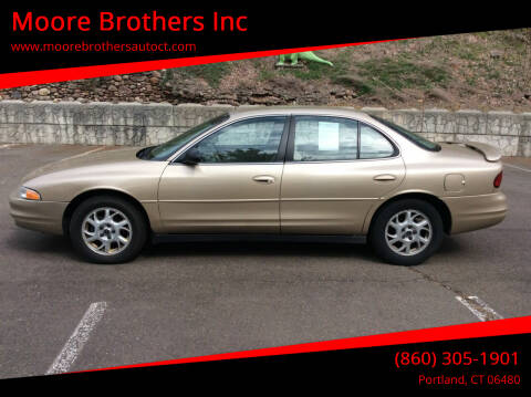 2002 Oldsmobile Intrigue for sale at Moore Brothers Inc in Portland CT