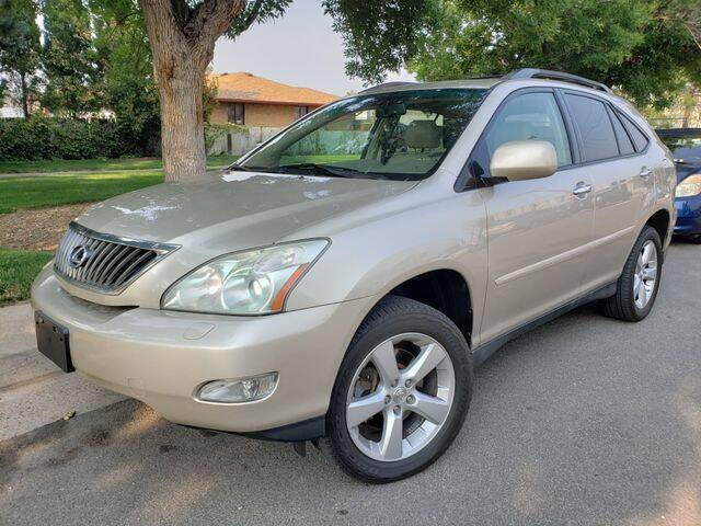 2008 Lexus RX 350 for sale at Auto Brokers in Sheridan CO