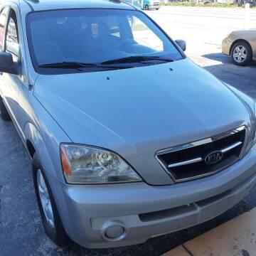 2006 Kia Sorento for sale at Easy Credit Auto Sales in Cocoa FL
