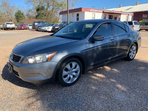 2009 Honda Accord for sale at M & M Motors in Angleton TX