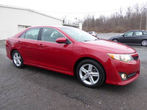 2012 Toyota Camry for sale at John Lombardo Enterprises Inc in Rochester NY