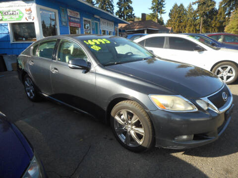 2008 Lexus GS 350 for sale at Lino's Autos Inc in Vancouver WA