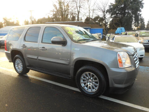 2008 GMC Yukon for sale at Lino's Autos Inc in Vancouver WA