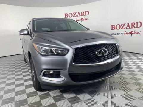 2018 Infiniti QX60 for sale at BOZARD FORD in Saint Augustine FL