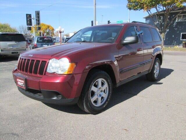 2009 Jeep Grand Cherokee for sale at SCHULTZ MOTORS in Fairmont MN