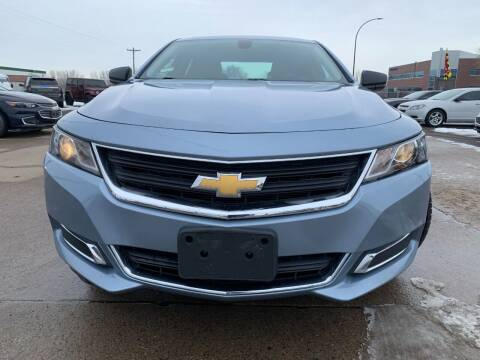 2014 Chevrolet Impala for sale at Minuteman Auto Sales in Saint Paul MN