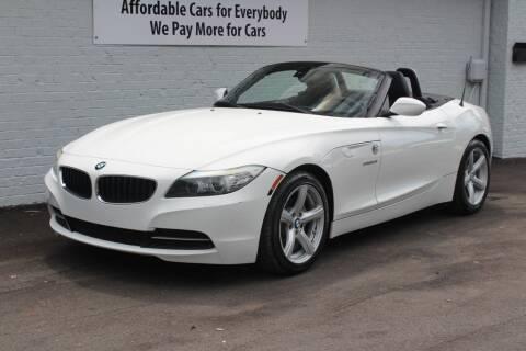 2011 BMW Z4 for sale at Oak City Motors in Garner NC
