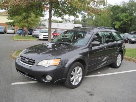 2007 Subaru Outback for sale at Auto Bahn Motors in Winchester VA