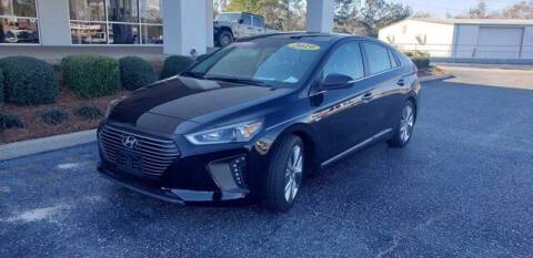 2019 Hyundai Ioniq Hybrid for sale at Mike Schmitz Automotive Group in Dothan AL