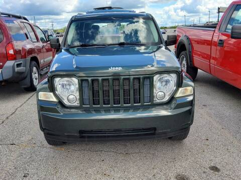 2012 Jeep Liberty for sale at Carlisle Cars in Chillicothe OH