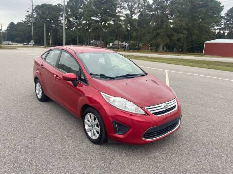 2012 Ford Fiesta for sale at Carprime Outlet LLC in Angier NC