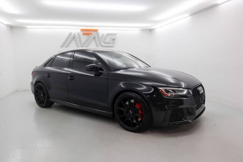 2019 Audi RS 3 for sale at Alta Auto Group LLC in Concord NC