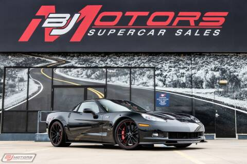 2012 Chevrolet Corvette for sale at BJ Motors in Tomball TX