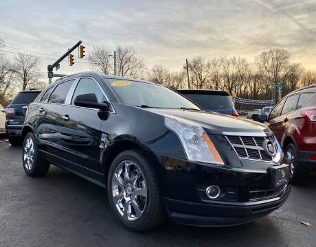 2012 Cadillac SRX for sale at WOLF'S ELITE AUTOS in Wilmington DE