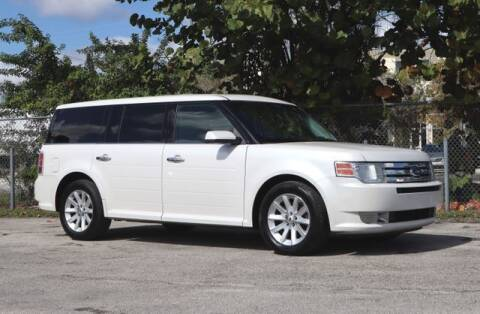 2011 Ford Flex for sale at No 1 Auto Sales in Hollywood FL