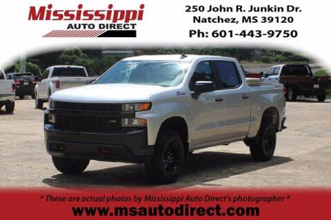2021 Chevrolet Silverado 1500 for sale at Auto Group South - Mississippi Auto Direct in Natchez MS