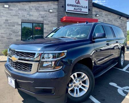 2019 Chevrolet Suburban for sale at GREENVILLE AUTO & RV in Greenville WI