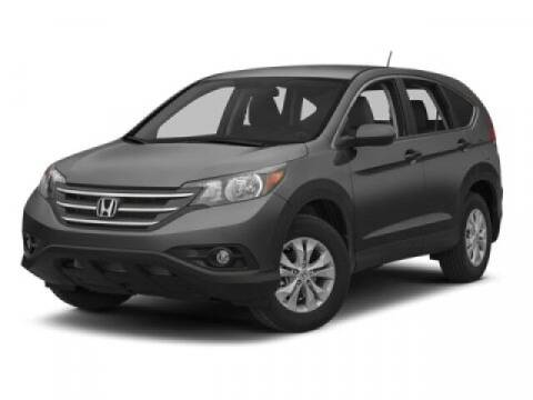 2013 Honda CR-V for sale at The Back Lot in Lebanon PA