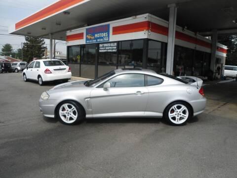 2003 Hyundai Tiburon for sale at Penn American Motors LLC in Allentown PA