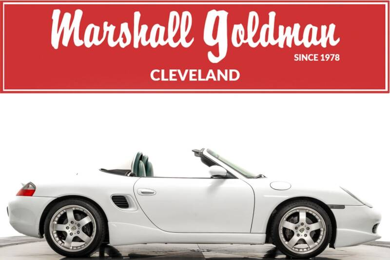 1998 Porsche Boxster for sale in Cleveland, OH