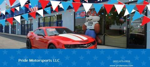 2010 Chevrolet Camaro for sale at Pride Motorsports LLC in Phoenix AZ
