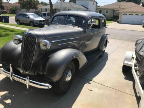 1936 Chevrolet Sedan for sale at Classic Car Deals in Cadillac MI