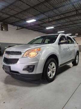 2012 Chevrolet Equinox for sale at Brian's Direct Detail Sales & Service LLC. in Brook Park OH