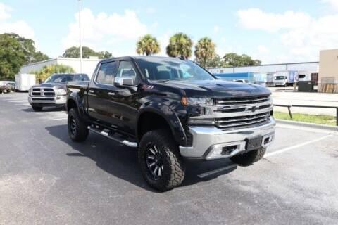 2020 Chevrolet Silverado 1500 for sale at RPT SALES & LEASING in Orlando FL