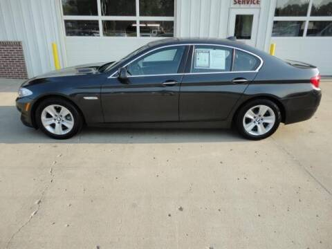 2013 BMW 5 Series for sale at Quality Motors Inc in Vermillion SD