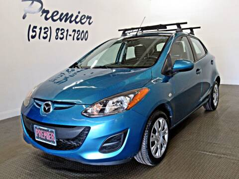 2012 Mazda MAZDA2 for sale at Premier Automotive Group in Milford OH