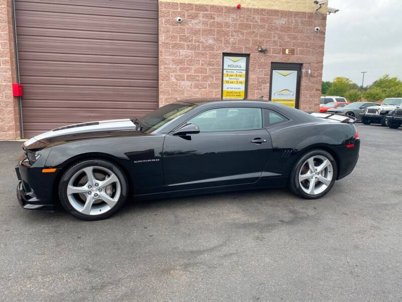 2015 Chevrolet Camaro for sale at CarNu  Sales in Warminster PA