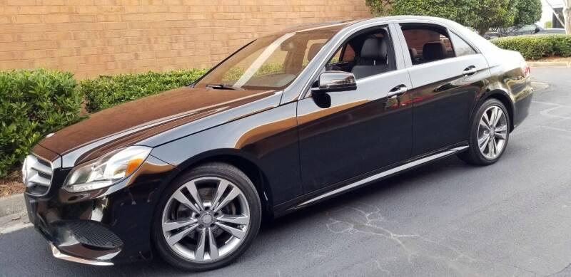 2015 Mercedes-Benz E-Class for sale at RPM Exotic Cars in Atlanta GA