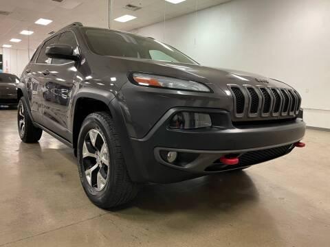 2014 Jeep Cherokee for sale at Boktor Motors in Las Vegas NV