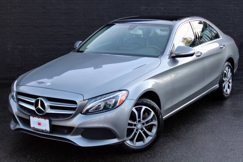 2015 Mercedes-Benz C-Class for sale at Kings Point Auto in Great Neck NY