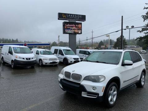 2009 BMW X5 for sale at Lakeside Auto in Lynnwood WA