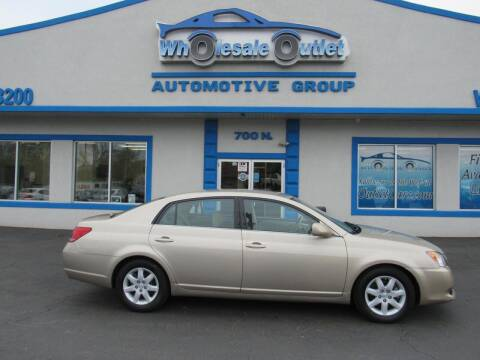 2008 Toyota Avalon for sale at The Wholesale Outlet in Blackwood NJ