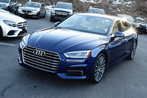 2018 Audi A5 Sportback for sale at Automall Collection in Peabody MA