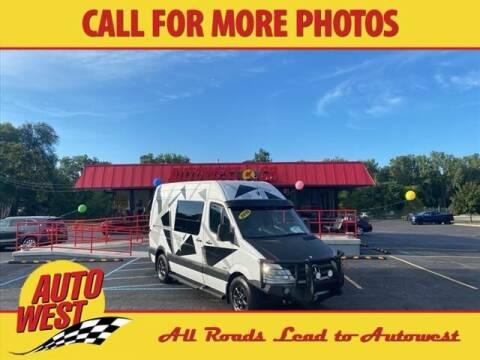 2010 Mercedes-Benz Sprinter Cargo for sale at Autowest of GR in Grand Rapids MI