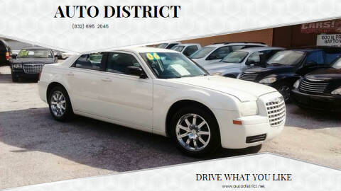 2006 Chrysler 300 for sale at Auto District in Baytown TX