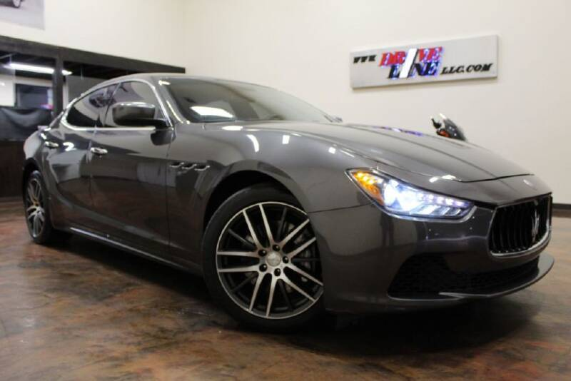 2014 Maserati Ghibli for sale at Driveline LLC in Jacksonville FL