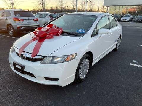 2010 Honda Civic for sale at Charlotte Auto Group, Inc in Monroe NC