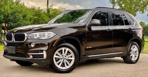2015 BMW X5 for sale at Texas Auto Corporation in Houston TX