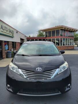 2013 Toyota Sienna for sale at MR Auto Sales Inc. in Eastlake OH