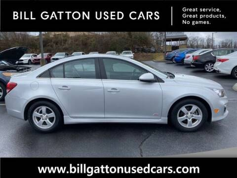 2015 Chevrolet Cruze for sale at Bill Gatton Used Cars in Johnson City TN
