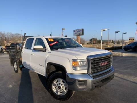 2015 GMC Sierra 2500HD for sale at Integrity Auto Center in Paola KS